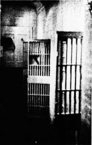 Punishment cells at Seyms Street.