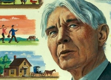 Carl Sandburg, People's Poet – The Shoeleather History Project
